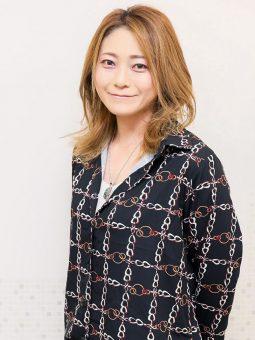 トップスタイリスト 渋谷 知恵子のイメージ画像