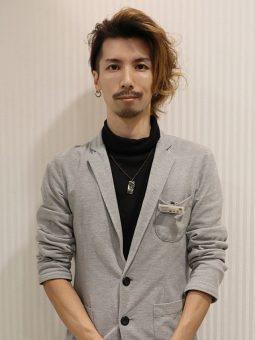 トップスタイリスト 駒井 将人のイメージ画像