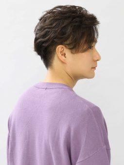 【メンズ限定】カット+THEÓ PERM ¥9,460→¥6,622~のイメージ画像