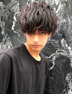 王道モテヘア(HR-09)