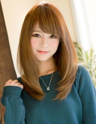 綺麗め内巻きセミディ(MO-388)