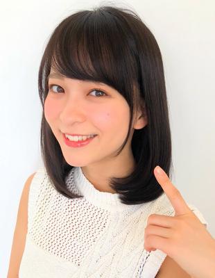 小顔ひし形カット(YG-546)