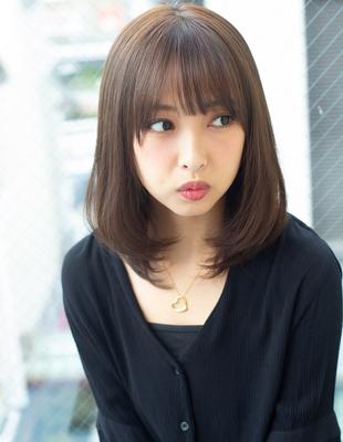 ひし形内巻きスタイル(YG-559)