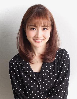 大人かわいい小顔似合わせカット(WA-546)