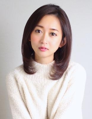 大人かわいい小顔ワンカールセミディ(WA-555)