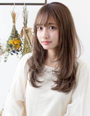 小顔レイヤースタイル(AS-178)