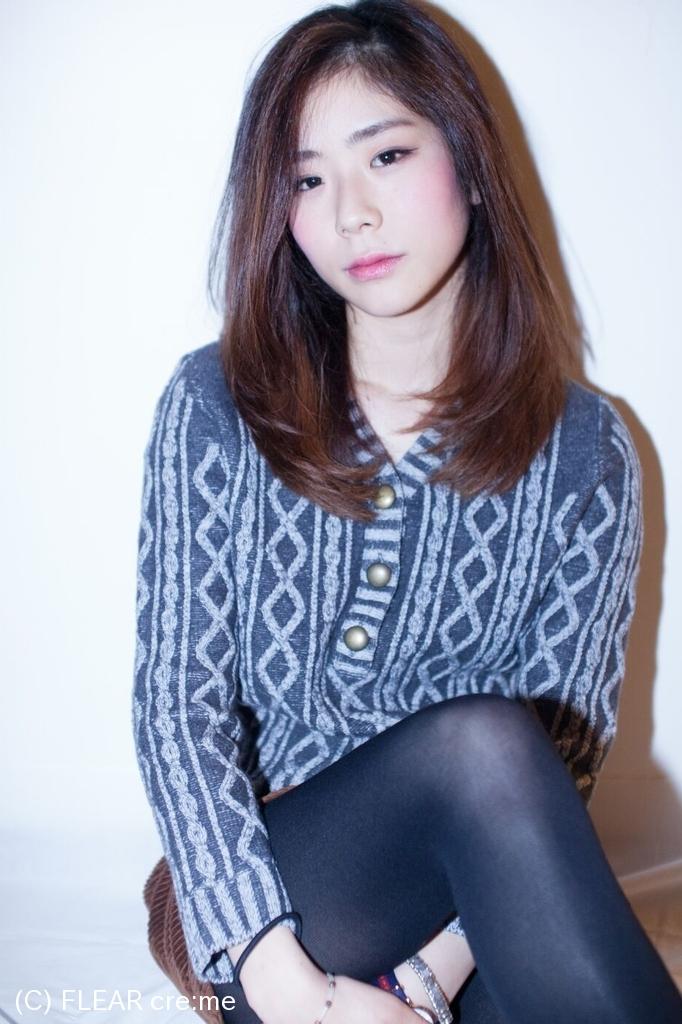 【髪質改善☆美革ストレート】さらツヤヘアー☆