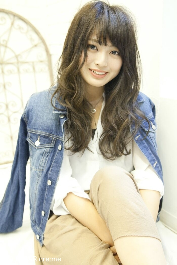 現代のデジタルパーマで最も髪を傷めないフレアの人気メニュー☆美革デジタルパーマ☆