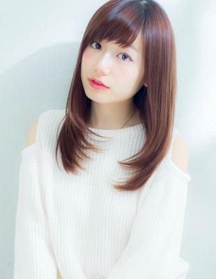 大人女子の艶髪ロングレイヤー(KJ-99)