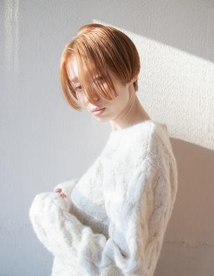 かわいい髪型 ショートヘア (SR-112)