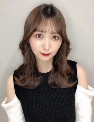 大人可愛い韓国くびれミディ(hm-1)