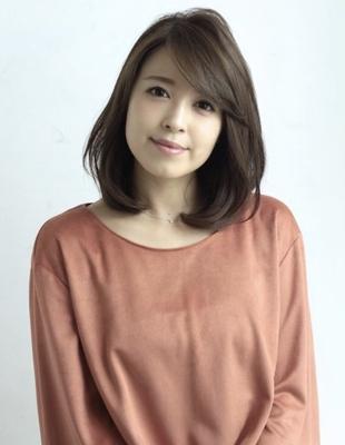 女性らしい髪型へ導くミセスヘア(ko-16)