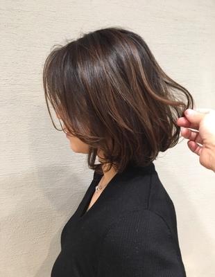 40代働く女性のエイジレスの1歩は髪型から☆(ko-32)