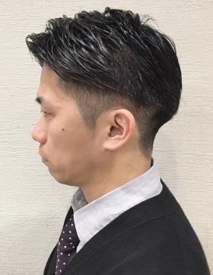 30代オススメ大人のツーブロックヘア(ko-33)