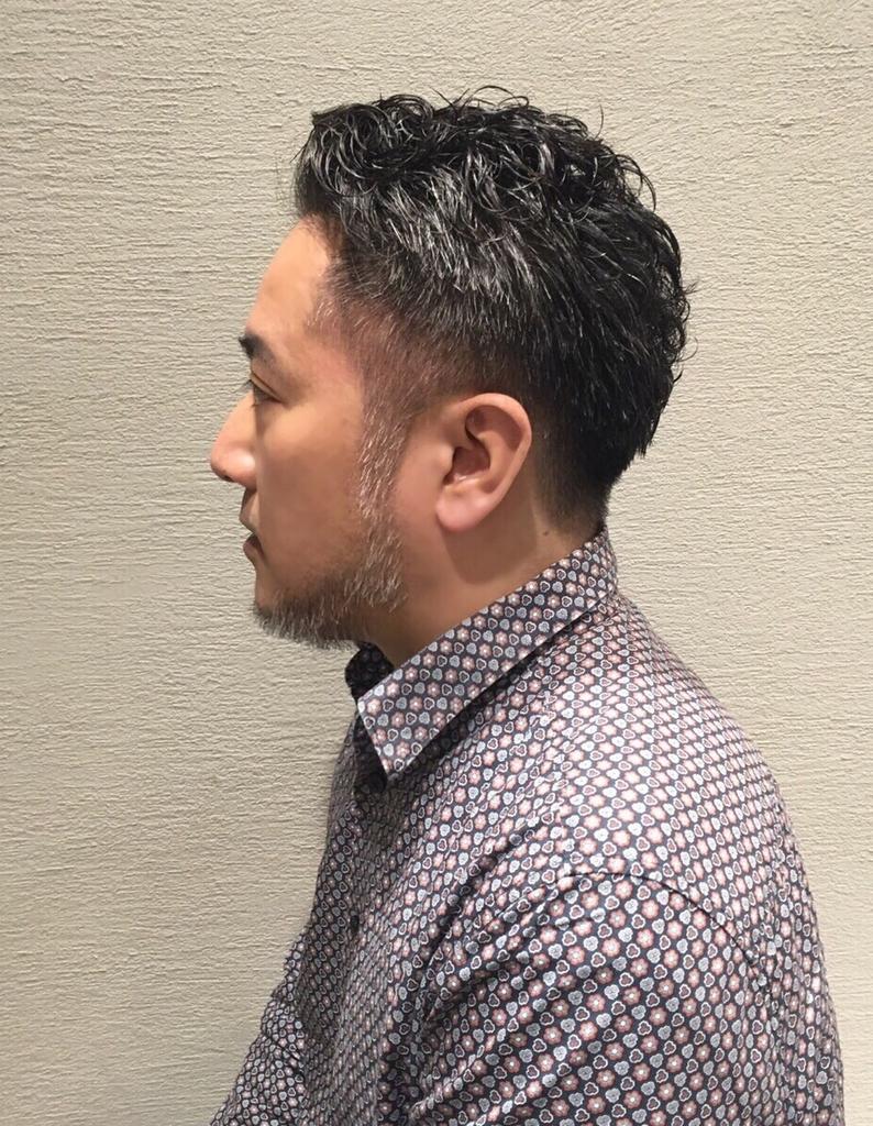 40代ワイルド ツヤ感甘辛スタイル Ko 50 ヘアカタログ 髪型 ヘアスタイル Afloat アフロート 表参道 銀座 名古屋の美容室 美容院