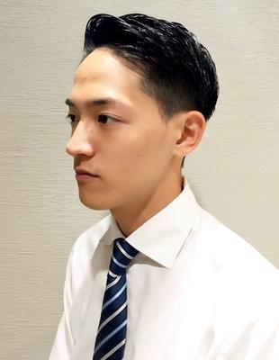 男の自信はヘアスタイルから!(ko-54)
