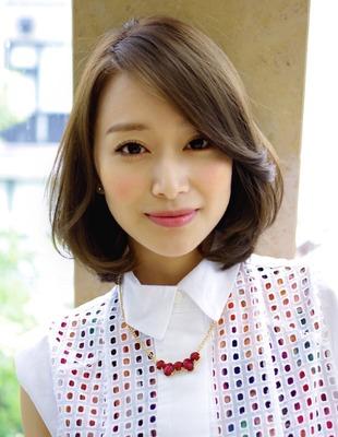 美人になれる ミセス ひし形シルエットボブ(ko-66)