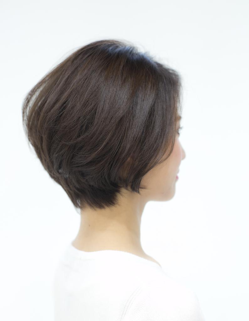 30代40代50代後ろ髪美人ショート(MT,108)