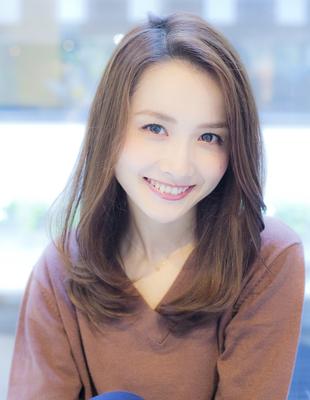 小顔ふんわりストレートヘア(MT-163)