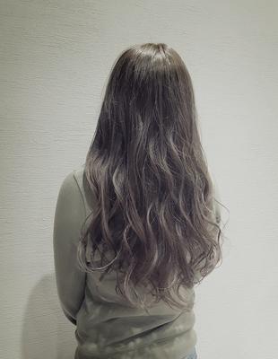 白髪でも色味がだせます(MT−173)