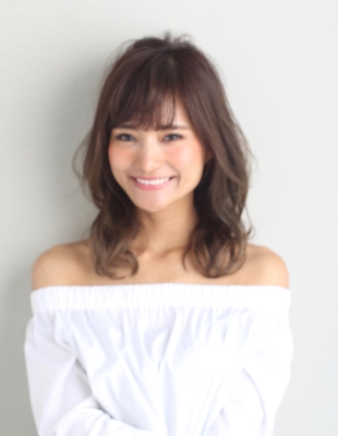 大人かわいい小顔セミディ(WA-545)