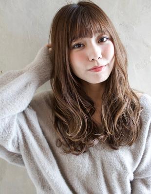 Aラインのモテ髪スタイル(TK−70)