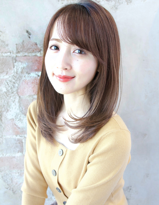 2Way大人可愛い『王道なひし形レイヤー』&【くびれヘア】()