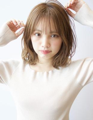 【カットorカラーorパーマ】でイメチェン!!(TK−493)