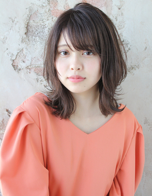 【20代、30代、40代】オシャレさん【ふわっきゅ!くびれヘア】(TK−377)
