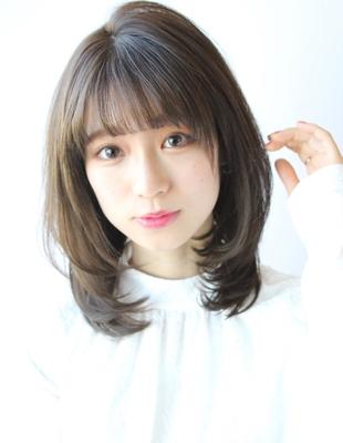 長さは変えずにイメチェン★【ひし形レイヤー】は高橋におまかせ!!(TK−444)