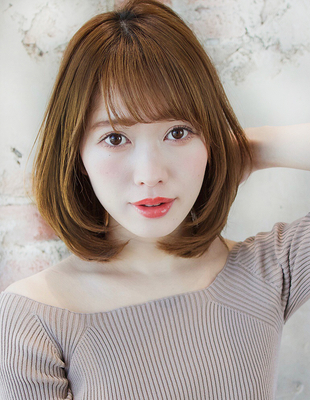 30/40/50代幅広く人気!ふわっとひし形ミディ(TK−578)