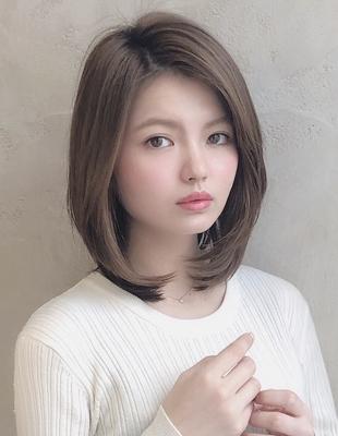 大人かわいいまとまり髪(NA-2)