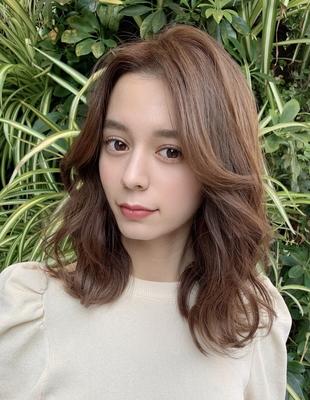エアリー巻き☆ミディアムヘア   (OK-12)