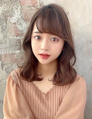 モテる髪型!甘め女子ヘア  (OK-51)