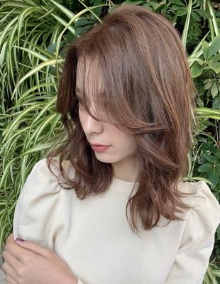 横から見ても可愛い綺麗な毛流れ  (OK-76)