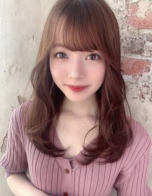 愛されレイヤーナチュラルモテ髪STYLE    (OK-122)