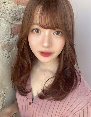 愛されレイヤーナチュラルモテ髪STYLE (OK-180)