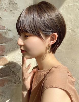 【当日予約OK】新宿アフロート 大人可愛い丸みショートボブ◎ 【IK238】