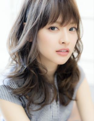 小顔レイヤーカット/ルヴア新宿 保坂誠一SE(183)