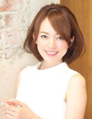ミセス若返りひし形ボブパーマ(KE-534)