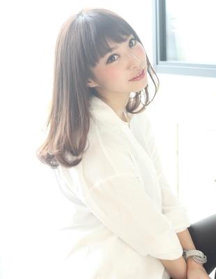 ミセス・大人女子のパーマヘア(KE-547)