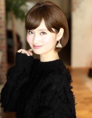 ミセス・大人女子マイナス5歳ヘア(KE-548)