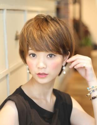 ミセス・大人女子マイナス5歳ヘア(KE-549)