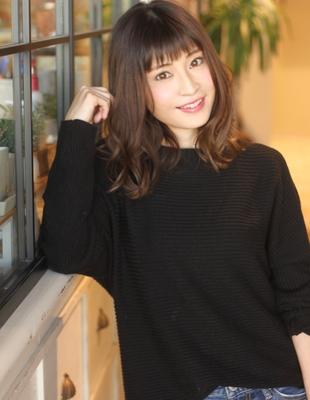 ミセス・大人女子マイナス5歳ヘア(KE-550)