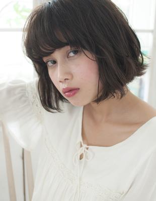 ルヴア新宿☆HIROSHI☆大人かわいいボブ(HS218)