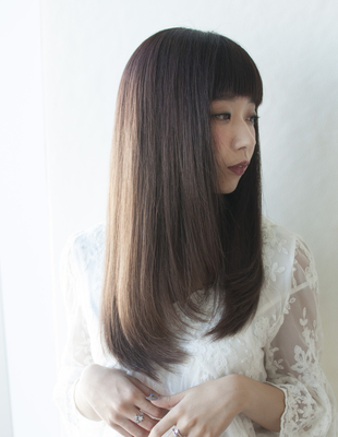 ルヴア新宿/HIROSHI☆大人ロング ショコラブラウン☆(HS230)