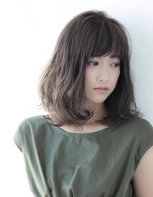 ☆フォルムの綺麗なミディアムスタイル☆(HS26)
