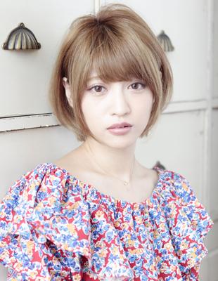 小顔ショート(TYー165)