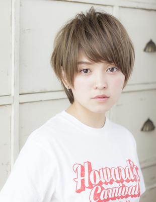 小顔ショート(TYー167)