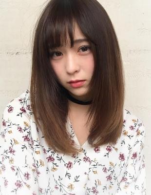 小顔セミディ(NY-11)